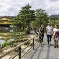 Bamboo Forest and the Golden Pavilion
