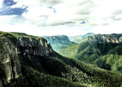 1 Day Blue Mountains, Jamison Valley and Three Sisters Day Tour