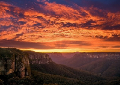 1 Day Mystical Blue Mountains Sunset Tour
