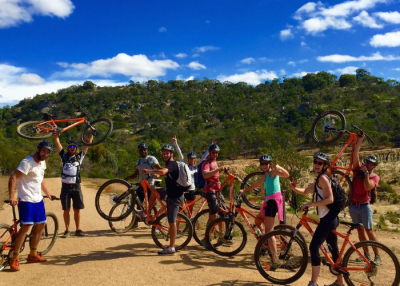 1 Day Mountain Bike YouYangs Bush Adventure Tour