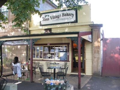 Visit the Ross Village Bakery
