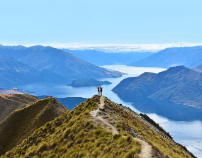 Explore and hike South Island