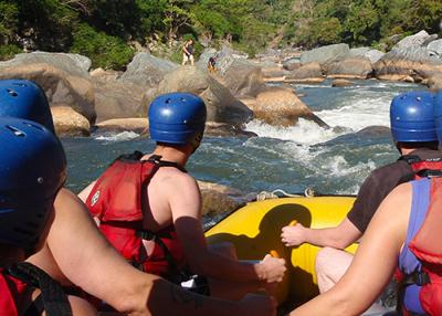 Half day Barron River White Water Rafting