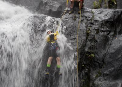 Half Day Cairns Canyoning