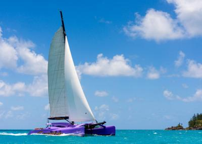 1 Day Camira Fast Catamaran Whitsundays Sailing