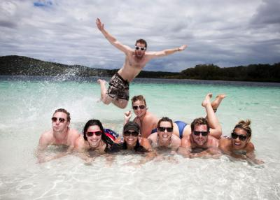 3 Day Cool Dingo Fraser Island Tour
