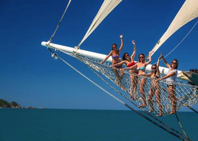 1 Day Tall Ship Whitsundays Sailing Adventure