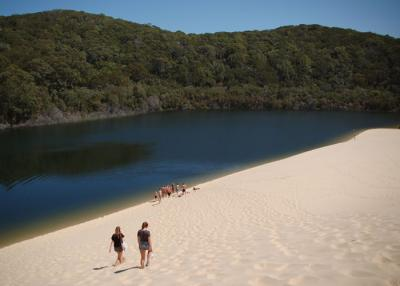4WD Fraser Island Camping Adventure