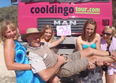 2 Day Cool Dingo Fraser Island Tour
