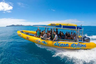 High speed Whitsundays Travel