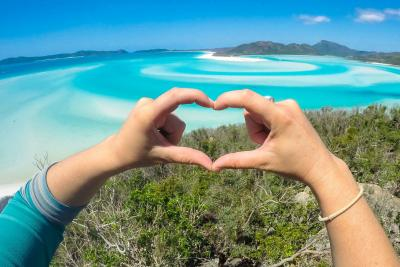 We love the Whitsundays Islands