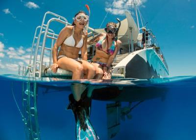 1 Day Passions of Paradise Outer Reef Cruise