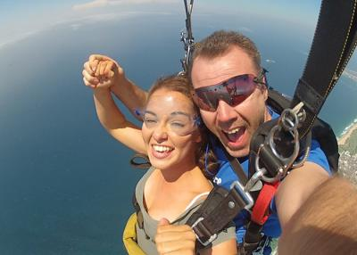 Sydney Skydiving daytrip
