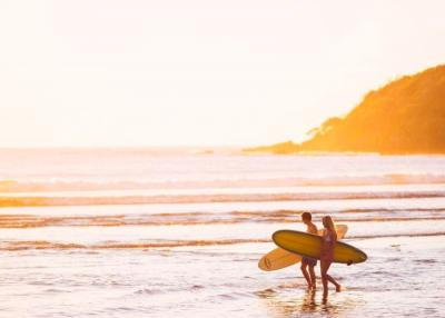 Ultimate Weekend Surf Camp