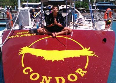 2 Night Backpacker Sailing on Famous Condor