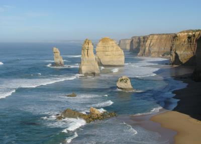 3 Day Great Ocean Road and Grampians Adelaide to Melbourne Tour