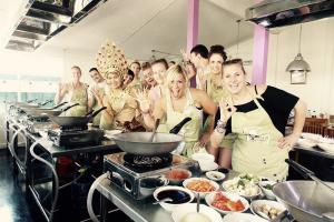 Cooking Classes in Thailand